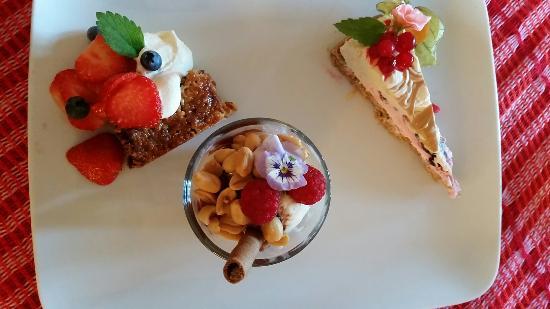 Rostanga, Suecia: The greatest dessert!