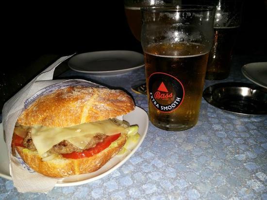 Decanter Full Proof : panino e birra