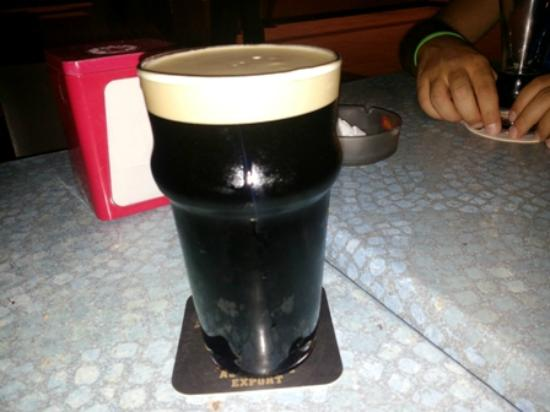 Decanter Full Proof : stout alla spina