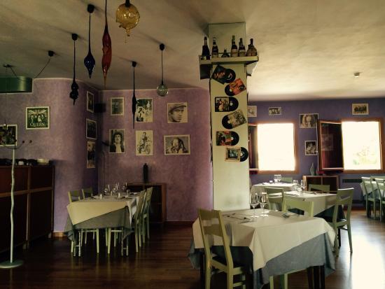 Fonte, Italie : ... qualità, con stile e simpatia: pranzo indimenticabile !!!...