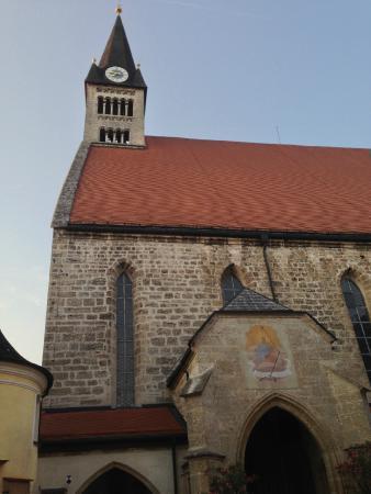 Stiftskirche: Séculos de histórias