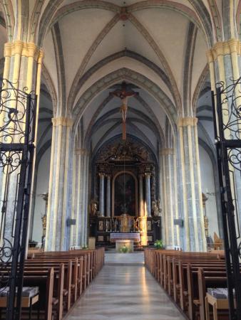 Stiftskirche: Altar