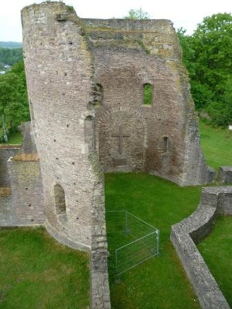 Bad Karlshafen, Alemanha: Krukenburg - vue de la tour