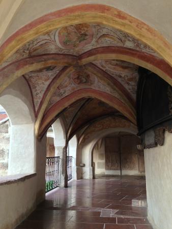 Stiftskirche: Claustro