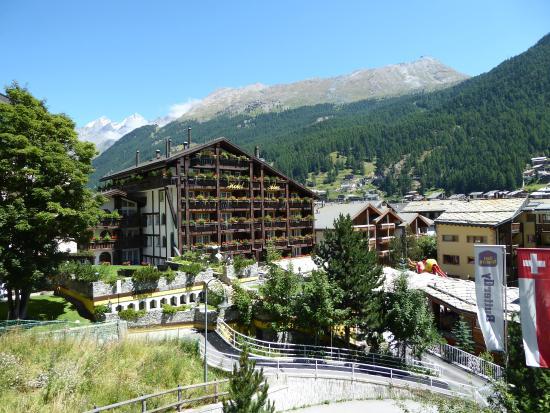Hotel Best Western Butterfly Zermatt