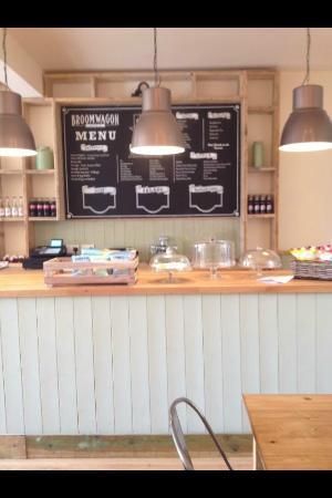 The Broomwagon Cafe