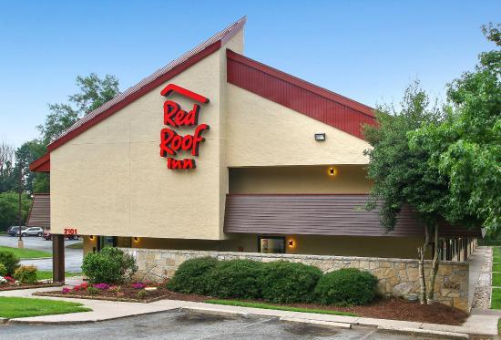 Red Roof Inn Greensboro Coliseum