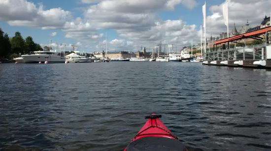 Stockholm Adventures: Messing about in boats