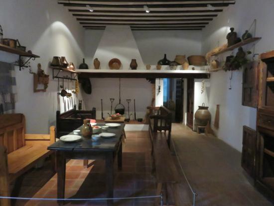 El Toboso, Spain: el comedor