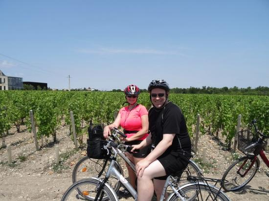 Bordeaux by Bike : Biking tour