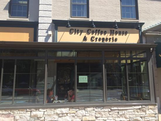 Clayton, MO: City Coffee House & Creperie