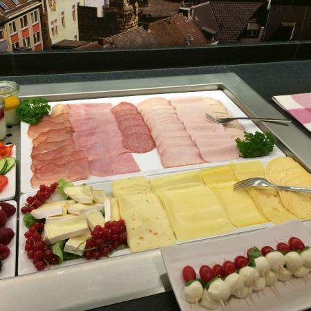 Hotel Deutsches Haus : Ontbijt