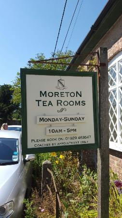 Moreton Tea Rooms: Don't go if you're dieting
