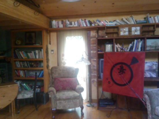 A Tuscan Lady: La Bella Room artistry
