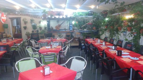 Restaurante Salsa Brava