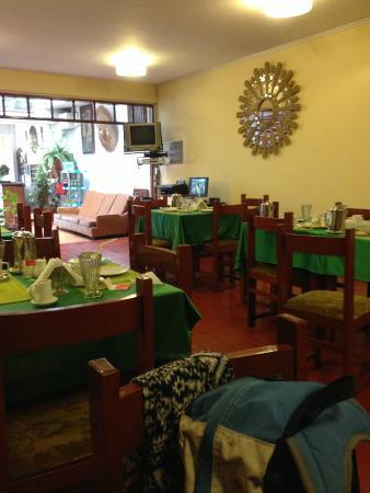 Hotel Casablanca Cusco: restaurant