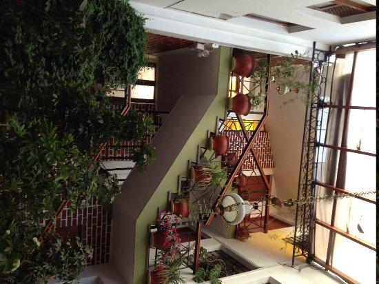 Hotel Casablanca Cusco: lobby