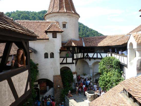 Secret Transylvania Guest House: Bran Castle - totally beatiful