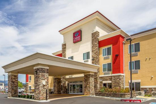 Comfort Suites Redding