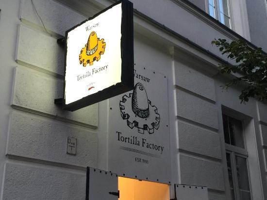 Warsaw Tortilla Factory: photo0.jpg