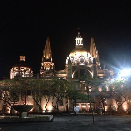 Plaza de las Américas