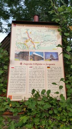 Zagroda Soltysow - Skansen Jurgow