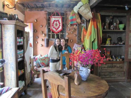 Artesanato De Madeira Como Fazer ~ Loja de artesanato regional Foto de Casa de Aleijadinho