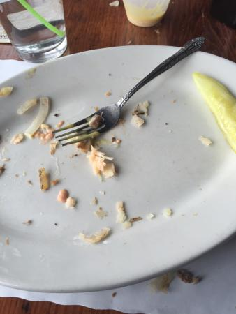 O'Lacy's Irish Pub : This was a picture of the Rueben!