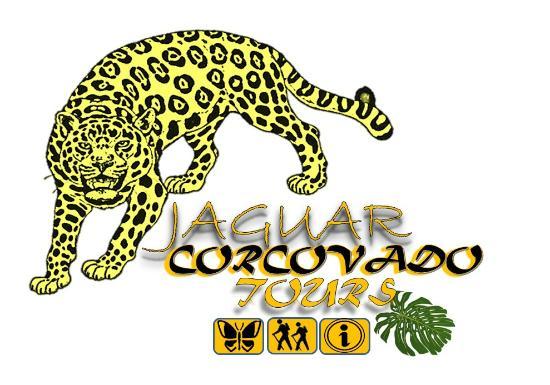 Puerto Jimenez, Costa Rica: Logo de Jaguar Corcovado Tours