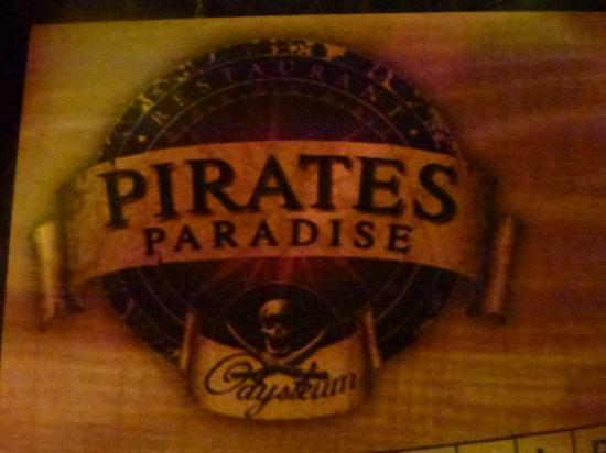 pirates paradise