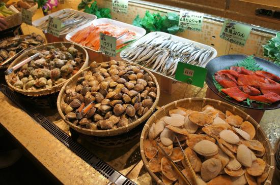 picture of seafood buffet restaurant nanda chuo rh tripadvisor com au  sapporo seafood buffet yelp