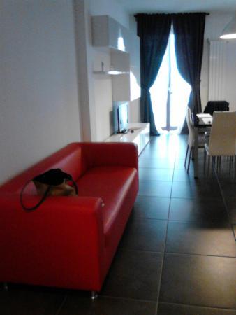 Turatisette - Art Residence: Sala