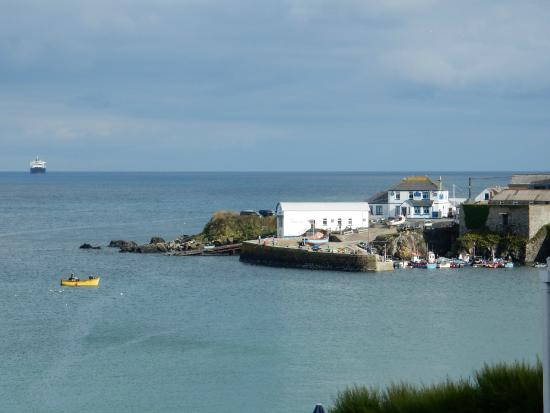 The Bay Hotel: Coverack