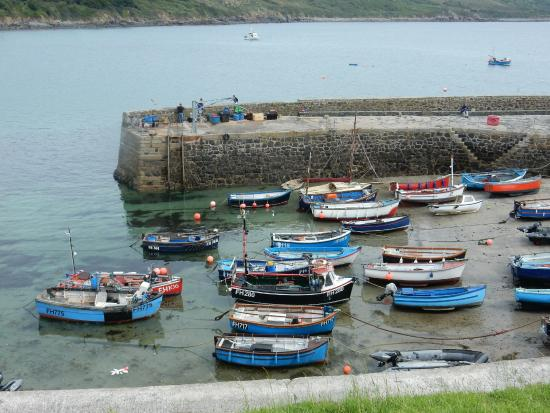 Coverack United Kingdom  City pictures : Coverack Harbour Picture of The Bay Hotel, Coverack TripAdvisor