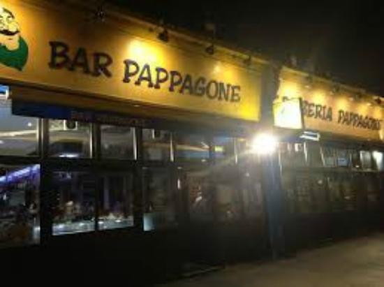 Pizzeria Pappagone : Pappagone