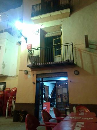 Gaibiel, Spanien: La Plaza