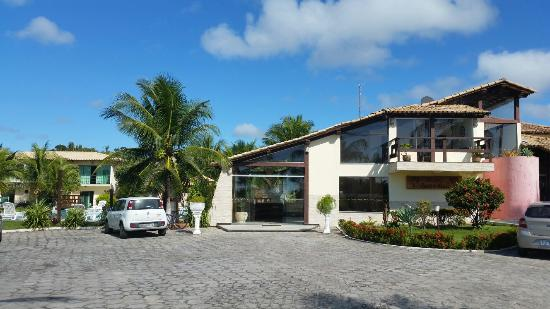 Porto Bali: Um hotel bem cuidado, com uma piscina bem linda!