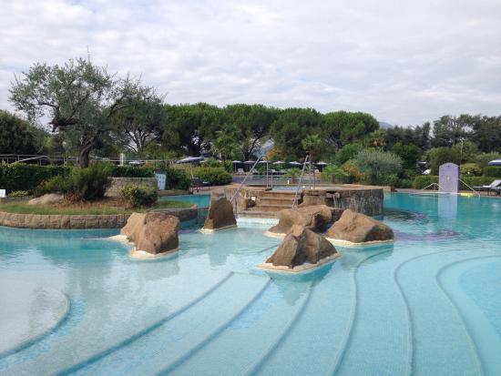 Terme di Galzignano - Hotel Splendid : Le piscine