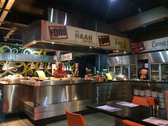 Cuisine Factory | Food Factory Picture Of The Food Factory Southampton Tripadvisor