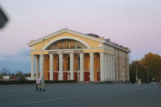 Musical theatre of the Republic of Karelia