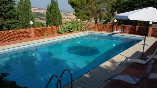 Montecilfone, إيطاليا: Piscina