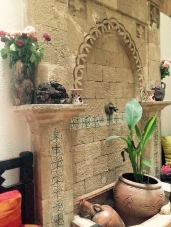 Riad jade mogador b b essaouira maroc voir les tarifs for Salon zen rabat tarifs