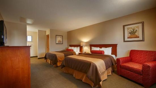 BEST WESTERN Golden Key: Double Queen Room