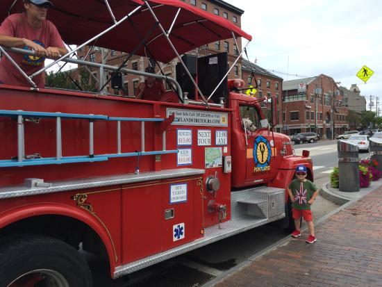 Portland Fire Engine Co: Fun Time