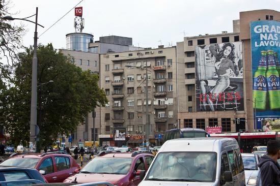 Downtown Belgrade Hostel
