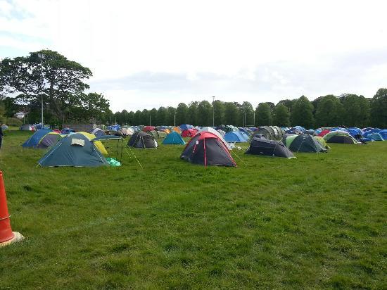 Campingplatz Assen Rennstrecke