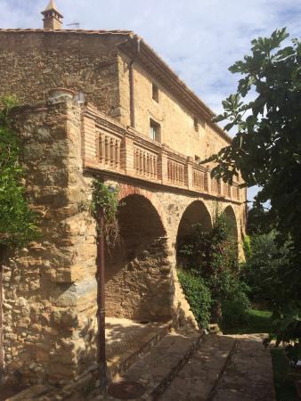Le luxe dans les terres catalanes