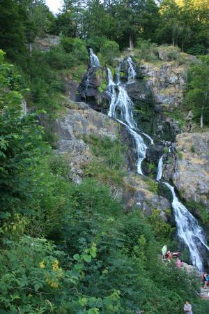 Todtnau, Tyskland: Водопад
