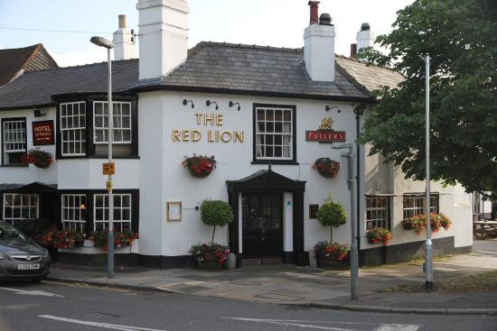 The Red Lion at Hillingdon - Picture of The Red Lion Hotel ...