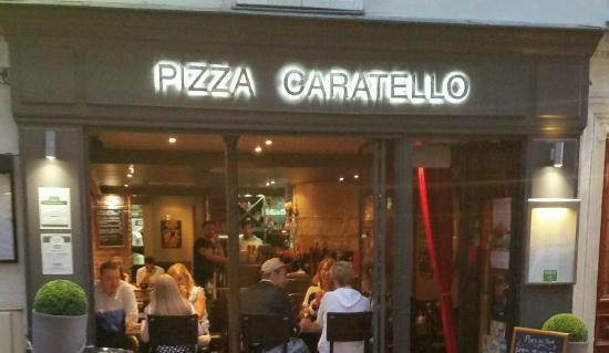 Sublime Tiramisu Picture Of Pizza Caratello Paris Tripadvisor